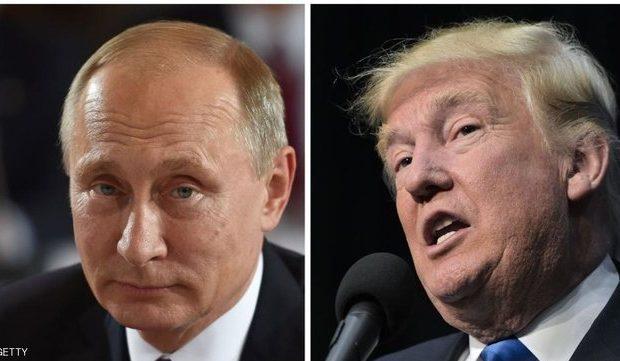 دیدار ترامپ و پوتین توئیتری لغو شد
