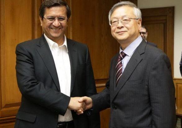 توسعه روابط بانکی ایران و چین