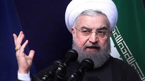 روحانی : شرایط عادی نیست