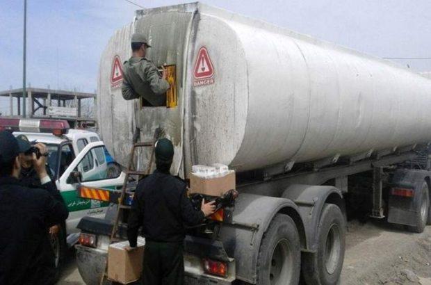 ۲۷ هزار لیتر سوخت قاچاق در کیش کشف شد
