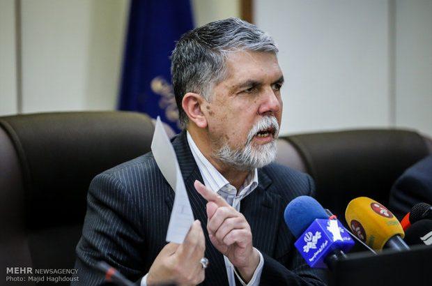 استعفای وزیر ارشاد تکذیب شد