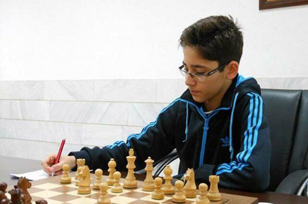 دیدار شطرنجباز ایرانی با رهبر انقلاب