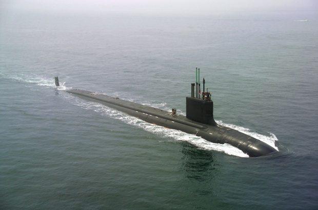 رونمایی از اولین زیردریایی نیمهسنگین ایران مجهز به موشک کروز