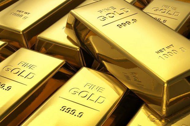 کاهش قیمت طلا همزمان با توقف ریزش دلار