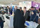معاون رئیس جمهور از غرفه بانک ملی ایران در نمایشگاه بورس، بانک و بیمه بازدید کرد