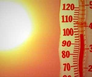 رکورد زدن گرمای امسال