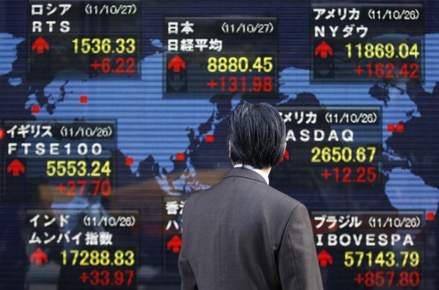 افت سهام آسیایی با ثبات نرخ بهره بانک مرکزی اروپا