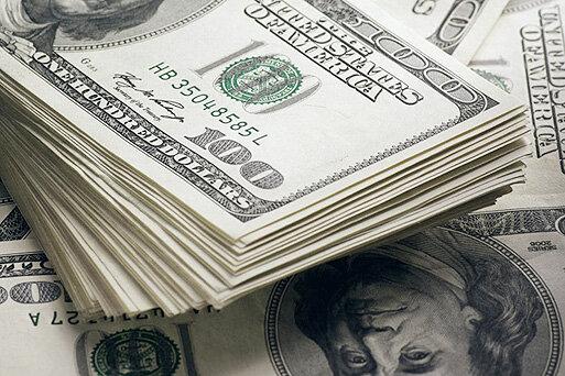 نوسان نرخ دلار در کانال ۱۱ و ۱۲ هزار تومانی