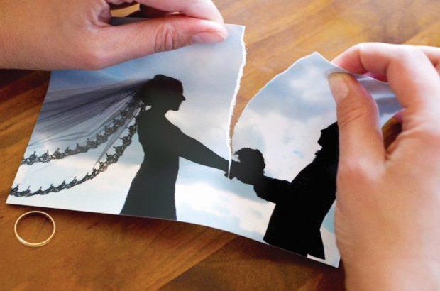 ثبت ۵۵۰ هزار ازدواج و ۱۷۵ هزار طلاق در سال ۹۷