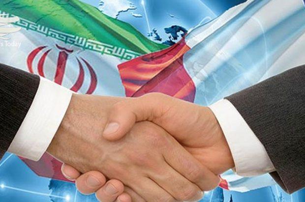 ایران و فرانسه خواستار برقراری صلح در جهان شدند