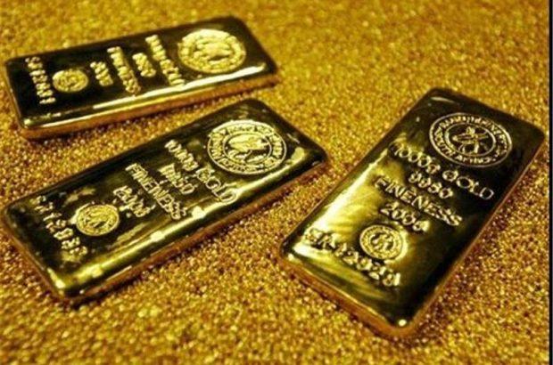 کاهش جهانی بهای طلا