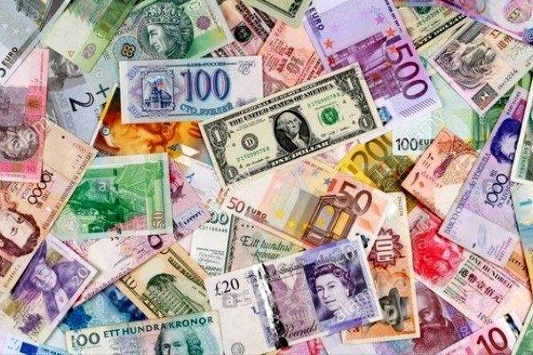نرخ رسمی ۱۸ ارز در مدار کاهش
