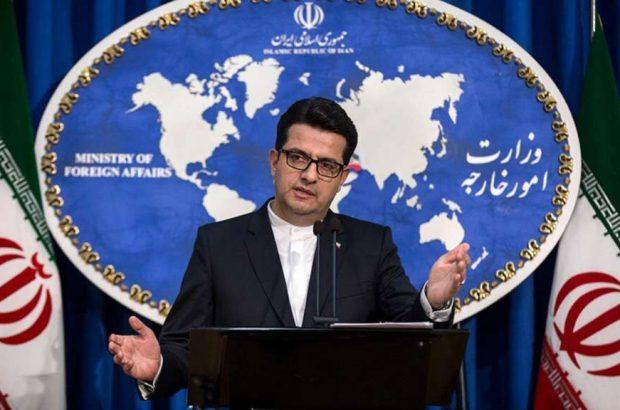 موسوی: برای حفاظت از منافع شهروندان ایرانی از هر ابزار مشروعی استفاده میکنیم