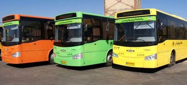 اختصاص ۶ هزار اتوبوس برای بازگشایی مدارس