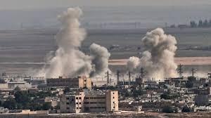 مستقر شدن نیروهای ارتش سوریه در مرز ترکیه