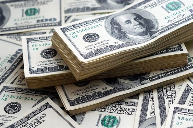 قیمت دلار در بازار امروز سه شنبه ۱۳۹۸/۰۹/۰۵
