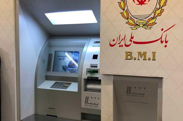 بانک ملی صدرنشین تعداد خودپردازها شد