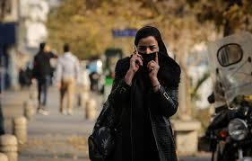 انتشار مجدد بوی نامطبوع باز هم در تهران