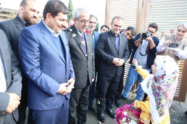 بهرهبرداری از ۸۷ طرح عمرانی برکت در مازندران