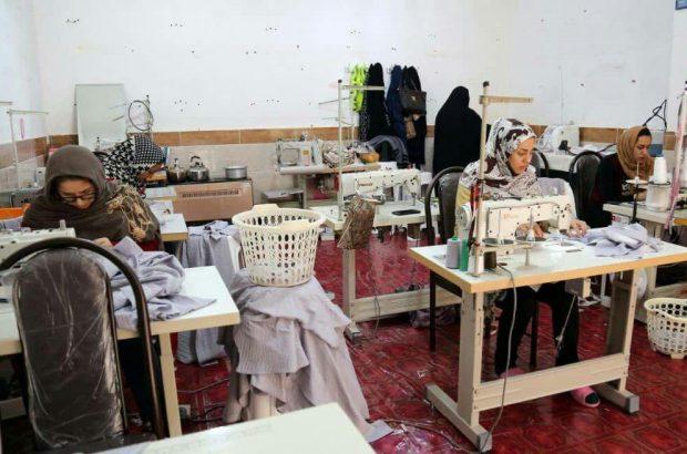 بنیاد برکت در تهران اشتغالزایی می کند