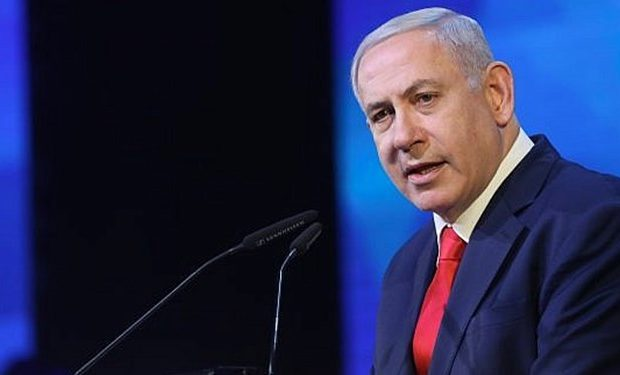 نتانیاهو از ترور سردار شهید قاسم سلیمانی ابراز خرسندی کرد