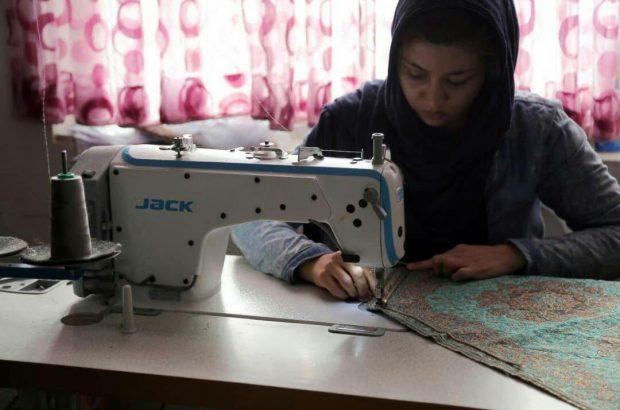 ۲۴۰۰ شغل بنیاد برکت برای یزدیها