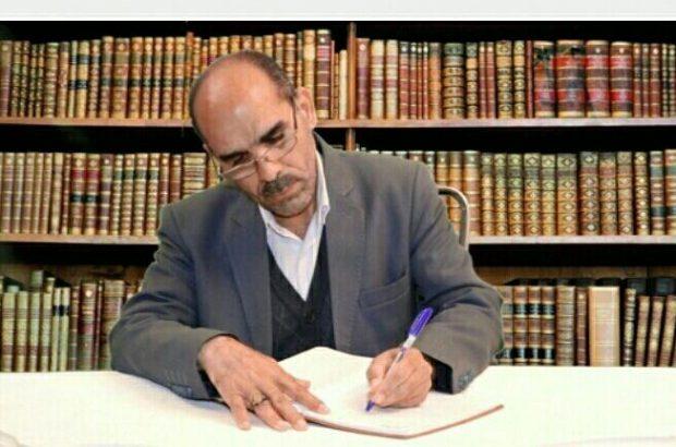 پیام قدردانی کاندیدای حوزه جنوب استان ایلام از مردم