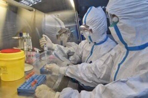 تجهیز آزمایشگاه تشخیص ویروس کرونا در قم