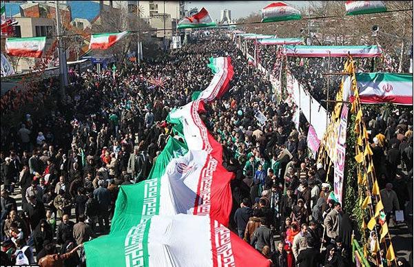 راهپیمایی ۲۲ بهمن، نمایش اتحاد ایرانیها در برابر آمریکا بود