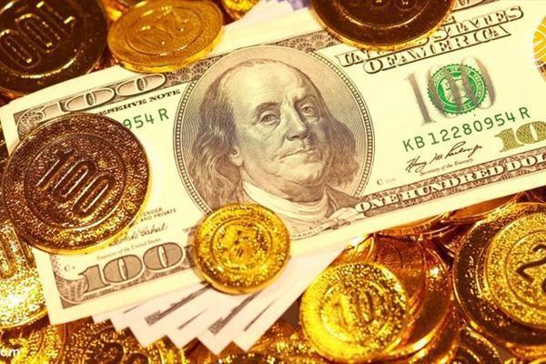 رشد قیمت دلار و سکه در بازار امروز ۹۸/۱۱/۲۷