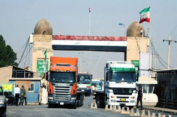 ۸۰۰ میلیون دلار صادرات در اردیبهشت ۹۹ به عراق