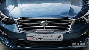 خودرو جدید ایرانی با ۹۳ درصد داخلیسازی