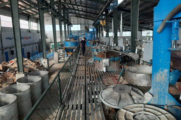 احیای ۱۳۰ کارخانه نیمه تعطیل با مشارکت بنیاد برکت