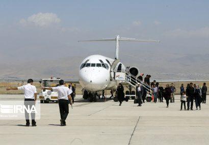 افزایش پروازهای خارجی به ۲۰ مقصد