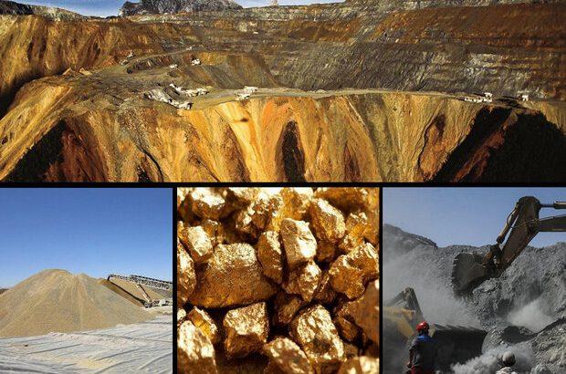 میزان تولید شمش طلا در کشور افزایش یافت