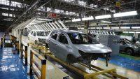 تولید بیش از ۱۳۷ هزار دستگاه خودرو در سایپا