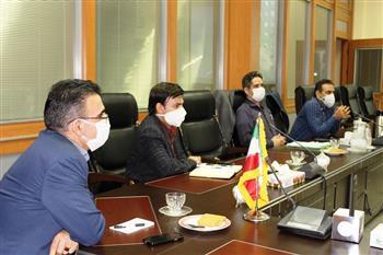 برگزاری جلسه فرا بانک ملت با نشست نمایندگان پست و بانک ملت