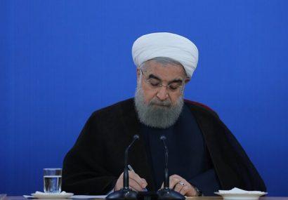 «روحانی» وزیر پیشنهادی صمت را به مجلس معرفی کرد