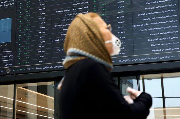 سرمایه گذاران دربورس، نوسان قیمت را پذیرفتهاند