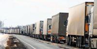 هیچ کامیون ایرانی به گرجستان بارگیری نمیشود