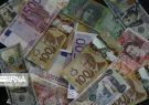 ۳۰۰ میلیون درهم به بازار ارز آمد
