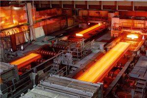 افزایش ۱۰ درصدی تولید شمش فولاد