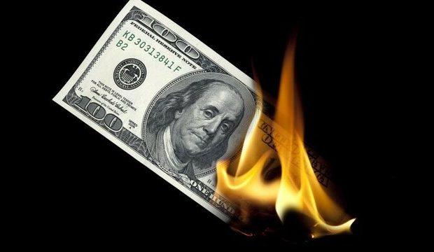 تیر اروپا به دلار آمریکا