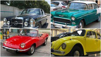 ارزش و قیمت خودروهای کلاسیک، با طلا برابری می کند