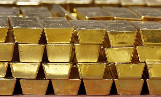 افزایش ۵٫۳ دلاری قیمت طلا در بازار جهانی