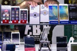 افزایش متغیر گرانی گوشی موبایل بر اساس قیمت دلار