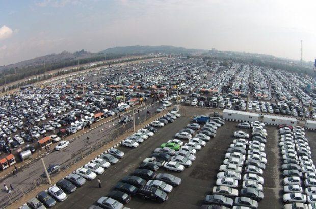 ناپدید شدن ۹۰۰ کانتینر قطعات خودرو در گمرک