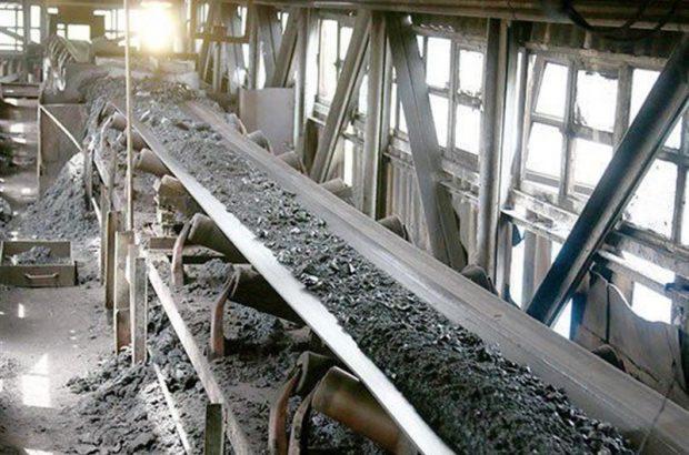 استخراج بیش از ۹۱۱.۶ هزار تن زغال سنگ خام