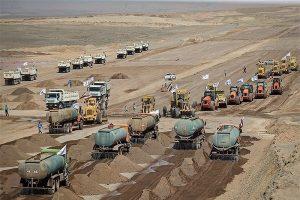 پروژه ۴ هزار میلیارد تومانی «کنار گذر جنوبی تهران» آغاز می شود