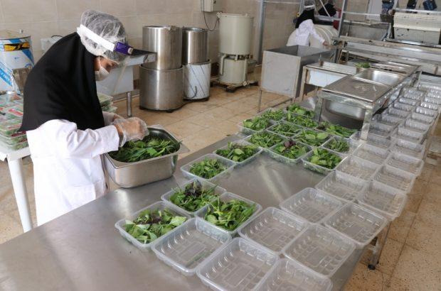 تکمیل زنجیره تولید مواد غذایی در رامهرمز با مشارکت بنیاد برکت